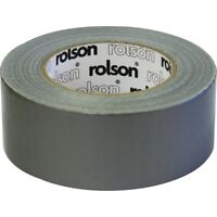 Ruban Adhésif En Tissu 50mmx 50m - Rolson 50mm x Gaffer Simple Face Réparations
