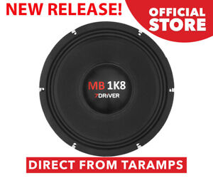 """7Driver 12"""" MB 1K8 6 Ohms Speaker 900W RMS by Taramps Direct From Taramps"""