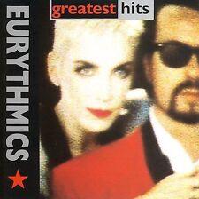 Greatest Hits by Eurythmics (CD, Feb-1991, MSI Music Distribution)
