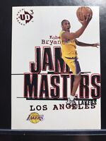 KOBE BRYANT 1996-97 UPPER DECK UD3 JAM MASTERS #19 ROOKIE RC LAKERS