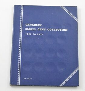 1920-1964 - Canada Small Cents - Collection Set Lot Album *457