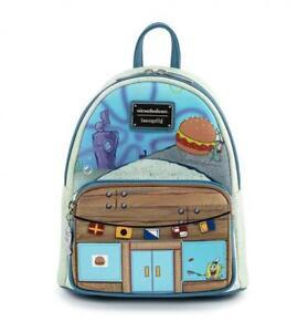 Spongebob Squarepants Krusty Krab Mini Backpack Loungefly