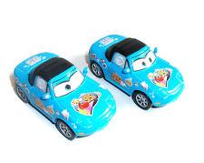 Disney Pixar  Movies CARS DINOCO team TIA & MIA Die Cast figure lot