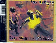 INI KAMOZE : HERE COMES THE HOTSTEPPER / CD - TOP-ZUSTAND