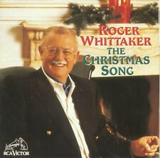 Roger Whittaker The Christmas Song CD RCA Victor 1995 BMG Music  Very Good Cond.