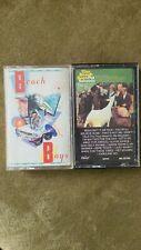 THE BEACH BOYS Pet Sounds Capitol Records 4N-16156 Cassette Tape Rare  lot 2