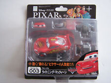 DISNEY , FIGURE COLLECTION , CARS N° 3 PIXAR , REVOLTECH , SOUS BLISTER . NEUF .