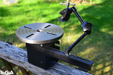 BENCHTOP MANUAL WELDING POSITIONER TURN TABLE & TORCH HOLDER - MADE IN THE USA!