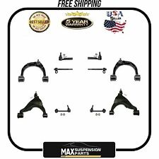 Upper & Lower Control Arms 4Runner GX470 FJ Tie Rods Sway Bar $5 YEARS WARRANTY$