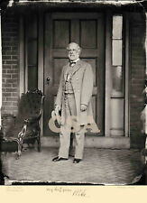 Robert E Lee •  Signed •  Fine Art Museum Quality Print with General Order No.9