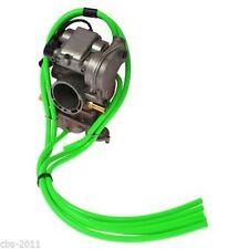 Universal Vacuum Hose Breather Pipe Vent Tube or Carburettor Hose 5 PACK GREEN