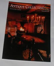 ANTIQUE COLLECTING SEPTEMBER 1997 - DERBY UNTIL 1847/THE OX