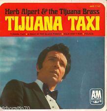 HERB ALPERT TIJUANA BRASS Tijuana Taxi - Mono EP 1960's