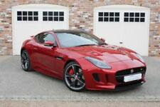 F-Type Less than 10,000 miles Automatic Cars