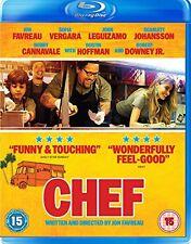 Chef [Blu-ray] [DVD][Region 2]