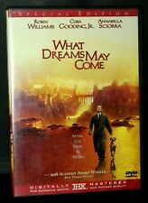 What Dreams May Come Dvd Movie 1999 Polygram Films Special Edition Rated Pg-13