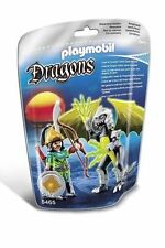 PLAYMOBIL Dragons 5465 Storm Dragon with Warrior (BRAND NEW)