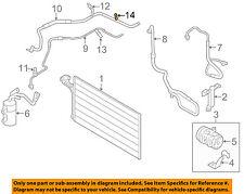 VOLVO OEM 05-10 S40 A/C AC Condenser/Compressor/Line-Pressure Sensor 31332642