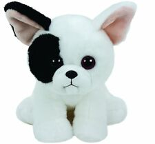 "Ty Marcel French Bulldog Beanie Babies Stuffed Small  6"" Plush Toy (New)"