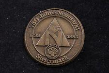 West German Germany 750 Year of Neumarkt 1235 1985 pin Badge BRD Bavaria