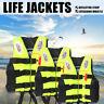 Adult Safety Life Jacket Aid Sailing Boating Swimming Kayak Fishing Vest M-XL