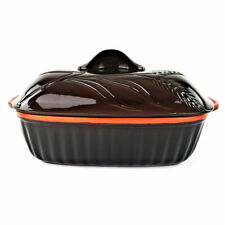 New listing Roast Pot Artisan - Fire Pot - Pan in Terracotta Cms 40 - Coli