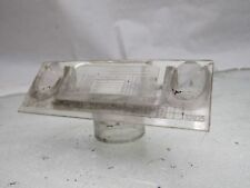 Jeep Cherokee XJ 84-01 facelift tailgate number plate light lens
