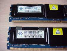 Apple MacPro 3.1 Memory 4GB (2 X 2GB) 800Mhz PC2-6400F ECC