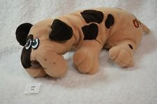 VTG (Vintage) Tonka Pound Puppy/Puppies.  Tan with Tacked Ears (74)