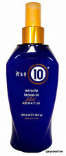 IT'S A 10 MIRACLE LEAVE IN PLUS KERATIN 10 fl oz / 295.7 ml Its a 10