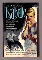 Isabelle, Jean Forton, vintage 1960 Hillman Books #181 GGA sleaze EX+ cond
