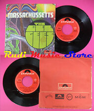 LP 45 7'' BEE GEES Massachussetts Baker of the u.f.o france POLYDOR no cd mc*dvd