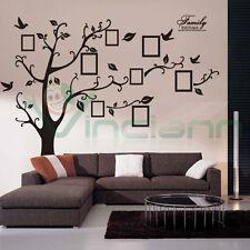 Wall sticker adesivo parete Albero porta foto fotografie decorazione rami case