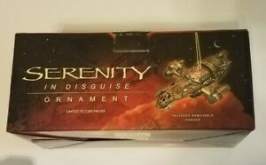 Serenity in Disguise 'Reaver' Variant Ornament Limited Edition (only 7000 made)