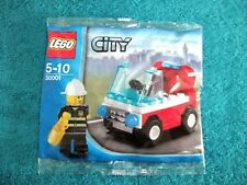 FIREMAN BAKING COOKIES NEW LEGO CITY SCENE COOKIE STORE COOKIE STALL OVEN