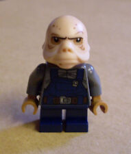 LEGO star wars ugnaught (75137 personnage ugnaut Episode 4 5 6 travailleurs) NEUF