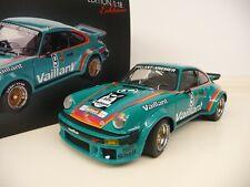 1:18 Schuco Porsche 934 RSR #9 Vaillant DRM 1976 Bob Wollek NEU NEW