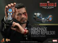 Hot Toys Iron Man Tony Stark Mechanic EXCLUSIVE MK 42 Robert Downey Jr - New!