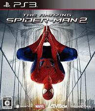 Used Sony PS3 Japan The Amazing Spiderman 2 from Japan PlayStation 3