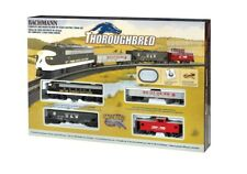 BACHMANN HO THOROUGHBRED DIESEL TRAIN SET 00691