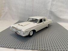 Maisto 1963 Dodge 330 1:18 Scale Diecast Model Car White No Box