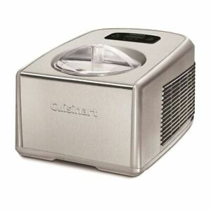 Cuisinart - Ice Cream Maker with Compressor 1.5L