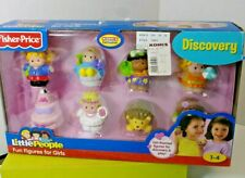 Little People Fun Figures for Girls Bride Baby Beach Kohl's Exclusive 2009 NEW