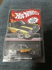 Hot Wheels 2017 Datsun Bluebird 510 Collector Edition with Real Riders! KMART
