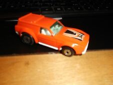 #2 Matchbox Lesney Superfast No 34 Orange Vantastic 1975 #34 Dot Dash wheels