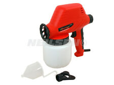 Electric Spray Gun 230V-CT1841- Painters Ideal for Garden Fencing,Furniture Shed