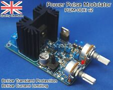 PWM Circuit for High Voltage - Ignition Coil - Flyback Tesla Coils PWM-OCXi v2.1