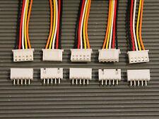 5 Paar Adapterkabel für Lipo 14,8V 4S1P JST/XH Stecker und Buchse