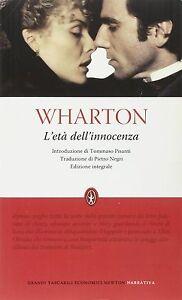 L'età dell'innocenza. Ediz. integrale - Edith Wharton - Libro nuovo in offerta!