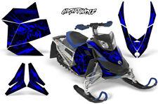 Ski-Doo Rev XP Decal Graphic Kit Sled Snowmobile Sticker Wrap 08-12 NIGHTWOLF U